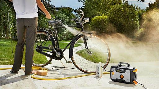 Nettoyeur à haute pression électrique