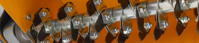 Petrol scarifiers