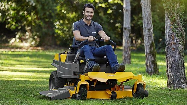 Оборудование для Zero Turn тракторов
