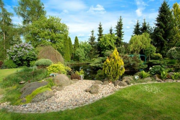 Comment Amenager Un Grand Jardin