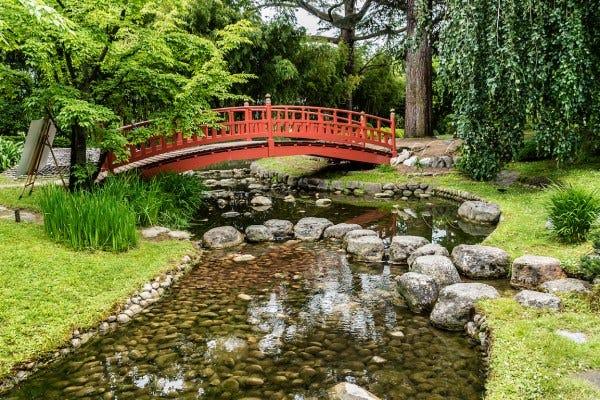 Origine Et Mode D Emploi Du Jardin Japonais