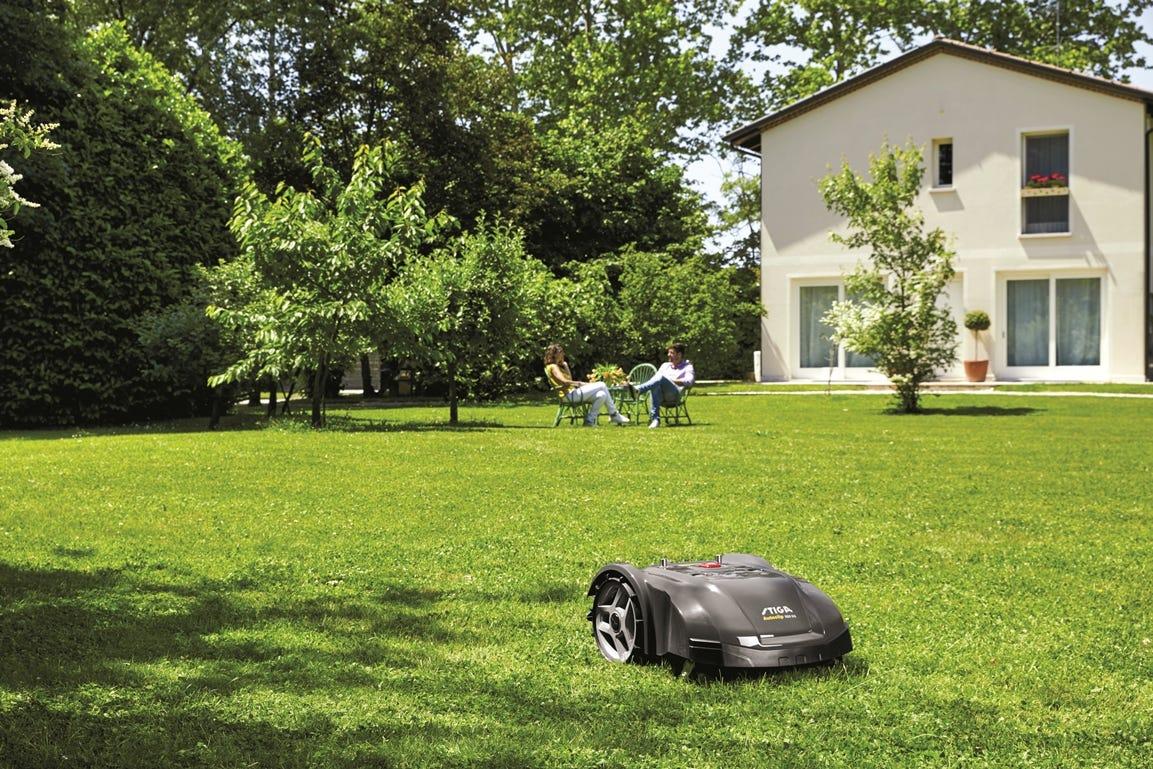 10 goede redenen om voor een robot grasmaaier te kiezen