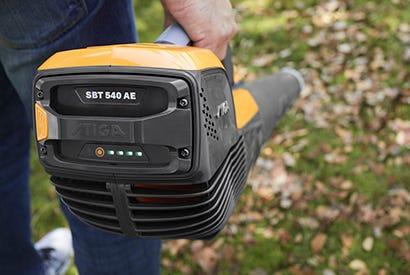 500-serien er en alsidig batteriserie