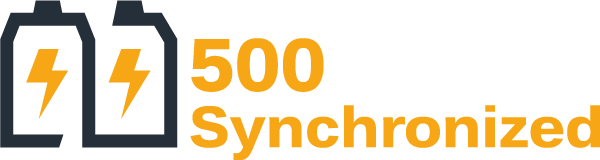 STIGA 500 Series Synchronized