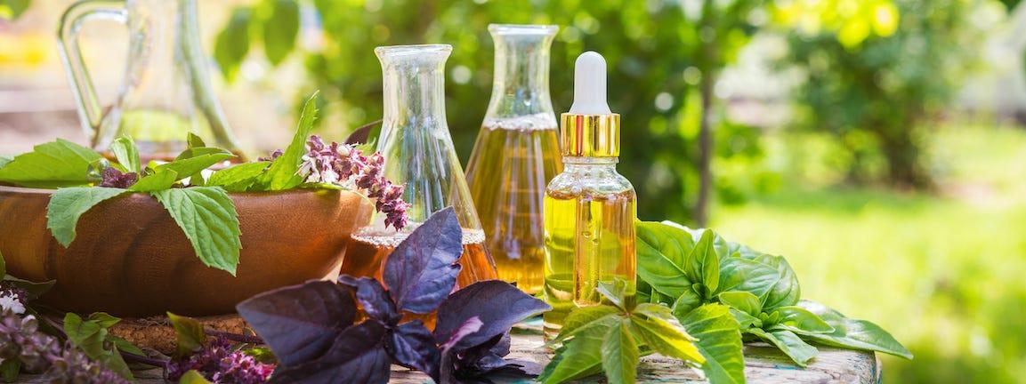 remèdes naturels pour le jardin