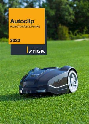STIGA Robotgräsklippare 2020