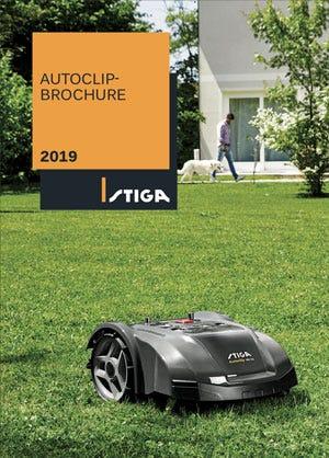 STIGA Autoclip 2019