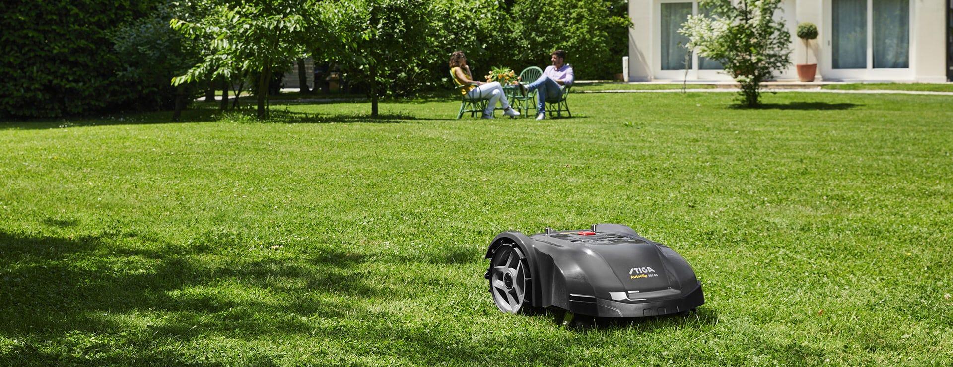 AUTOCLIP tondeuses robots