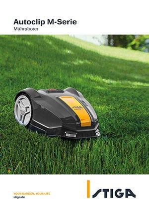 STIGA Autoclip M series