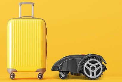 Send din Autoclip på en velfortjent ferie