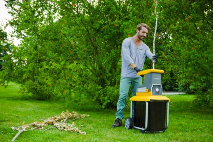 bio silent STIGA Kompostkvernere