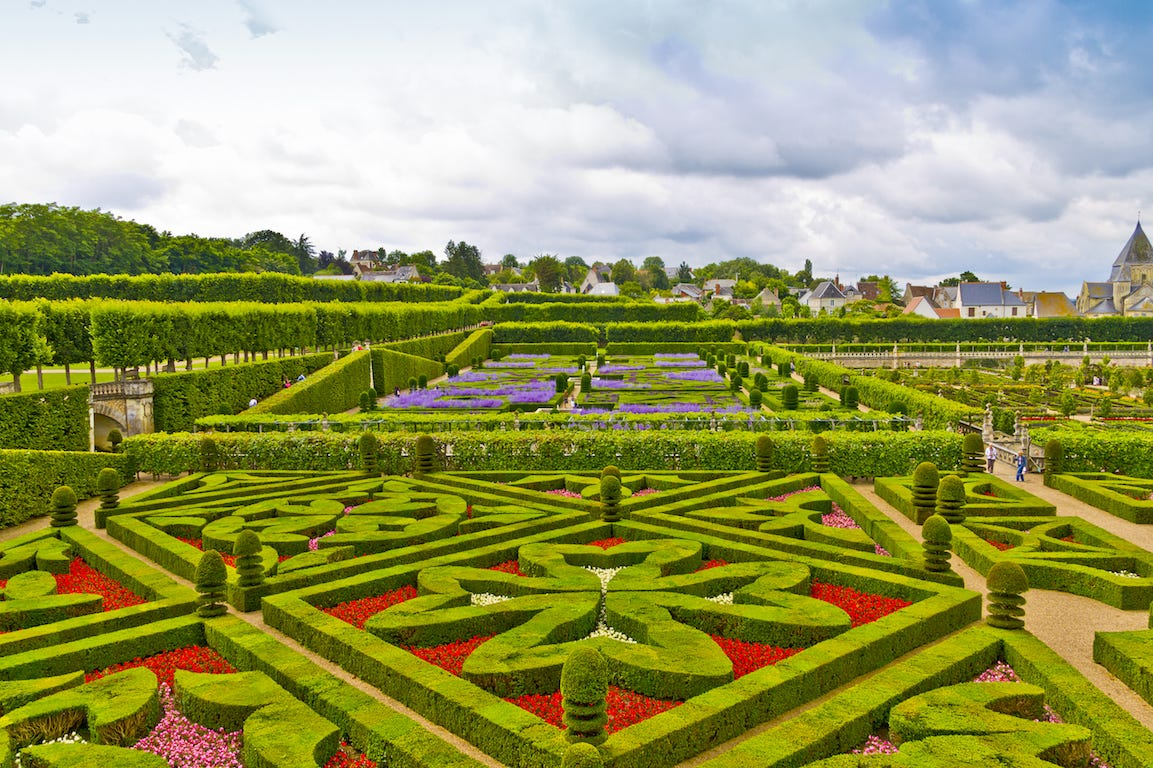 Jardin Classique À La Française l'histoire du jardin à la française : une origine lointaine