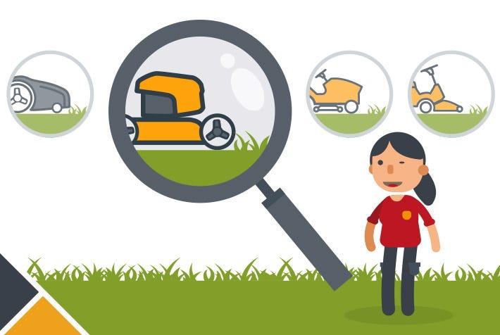Trenger du hjelp til å finne riktig produkt for deg?