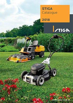 STIGA Catalogue Général 2018