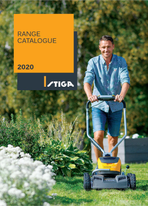 STIGA catalogue 2019 INT