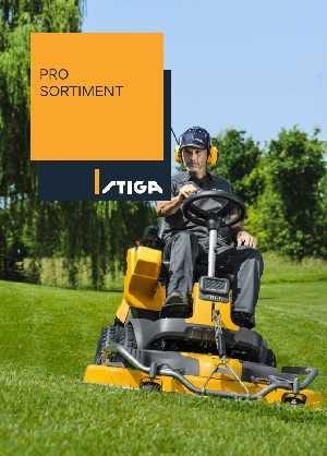 STIGA Pro Sortiment 2019