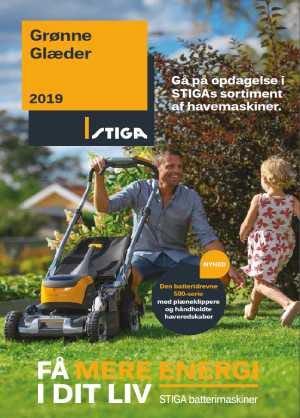 STIGA GrønneGlæder 2019
