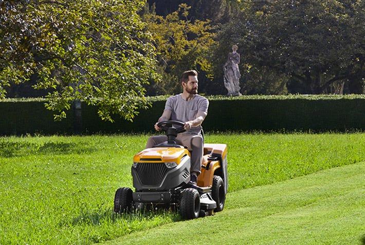 stiga-estate 3098 h-tracteur de jardin