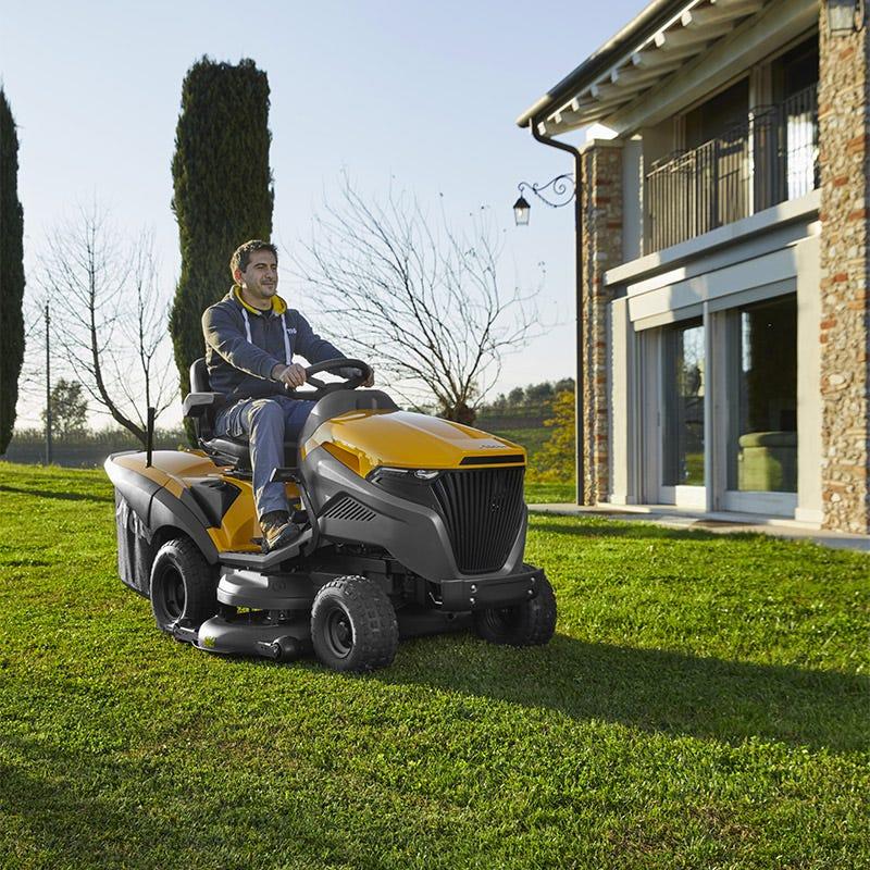 STIGA lawn tractor