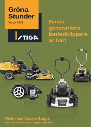 STIGA Gröna stunder 2018