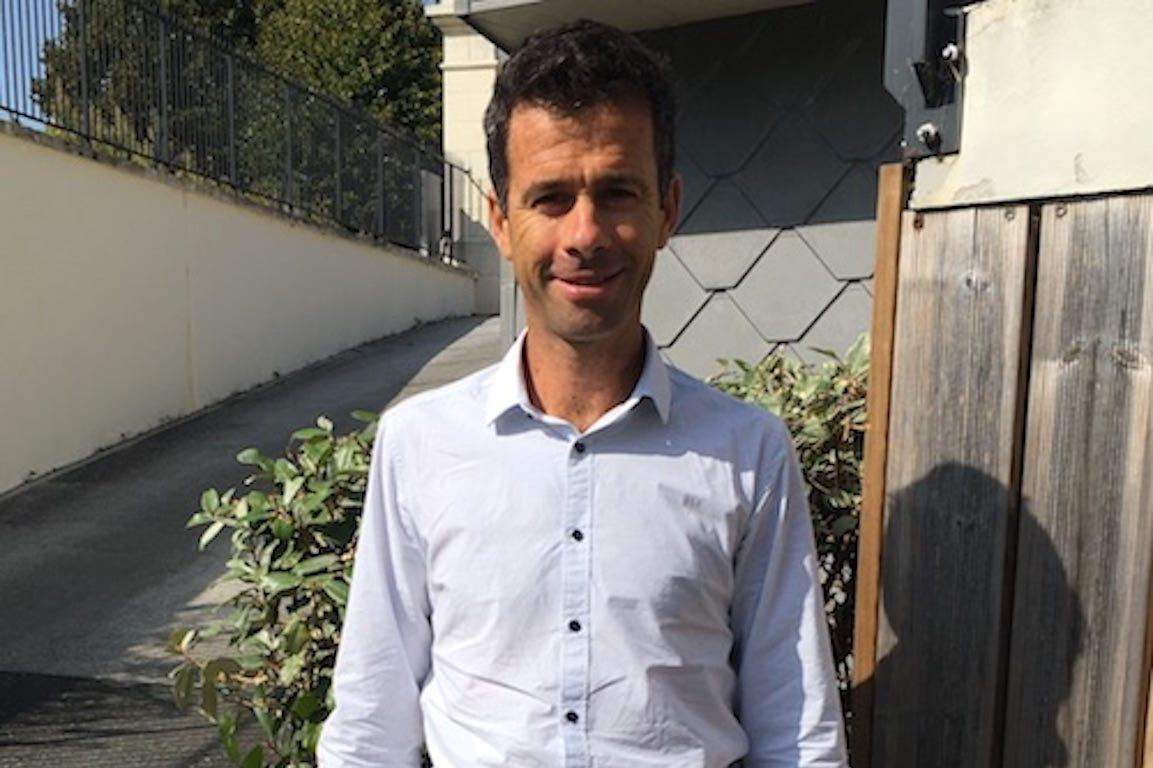 Stéphane Grolleau, membre de la section Villes & Jardins de l'Unifa (Union des industries de la fertilisation) et chef de marché chez Compo Expert.