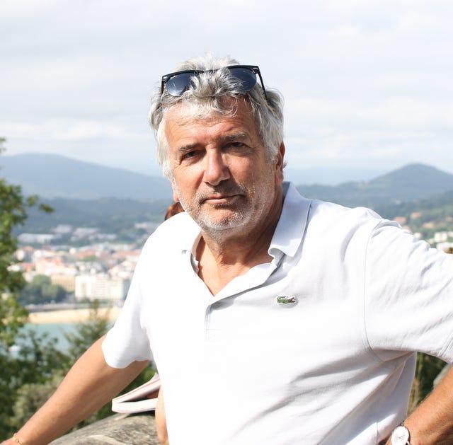 Marc Lavaille president Adivet paysagiste
