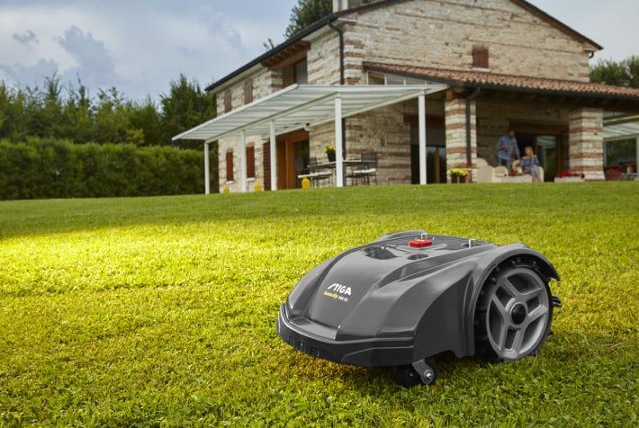 stiga autoclip 530 sg robot mower