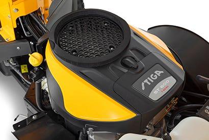 Nye 2-cylindrede STIGA-motorer
