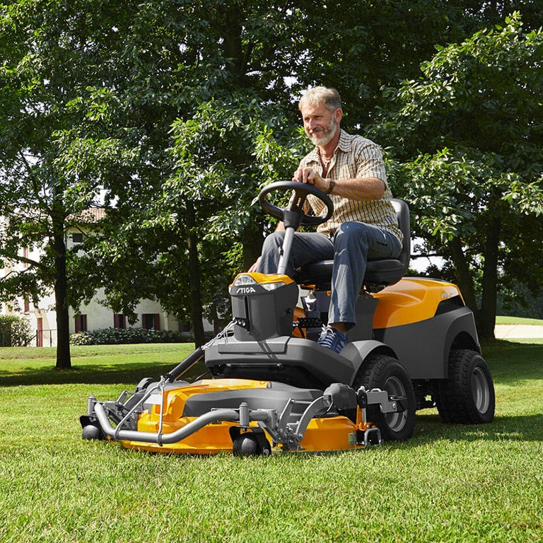 Front Mowers