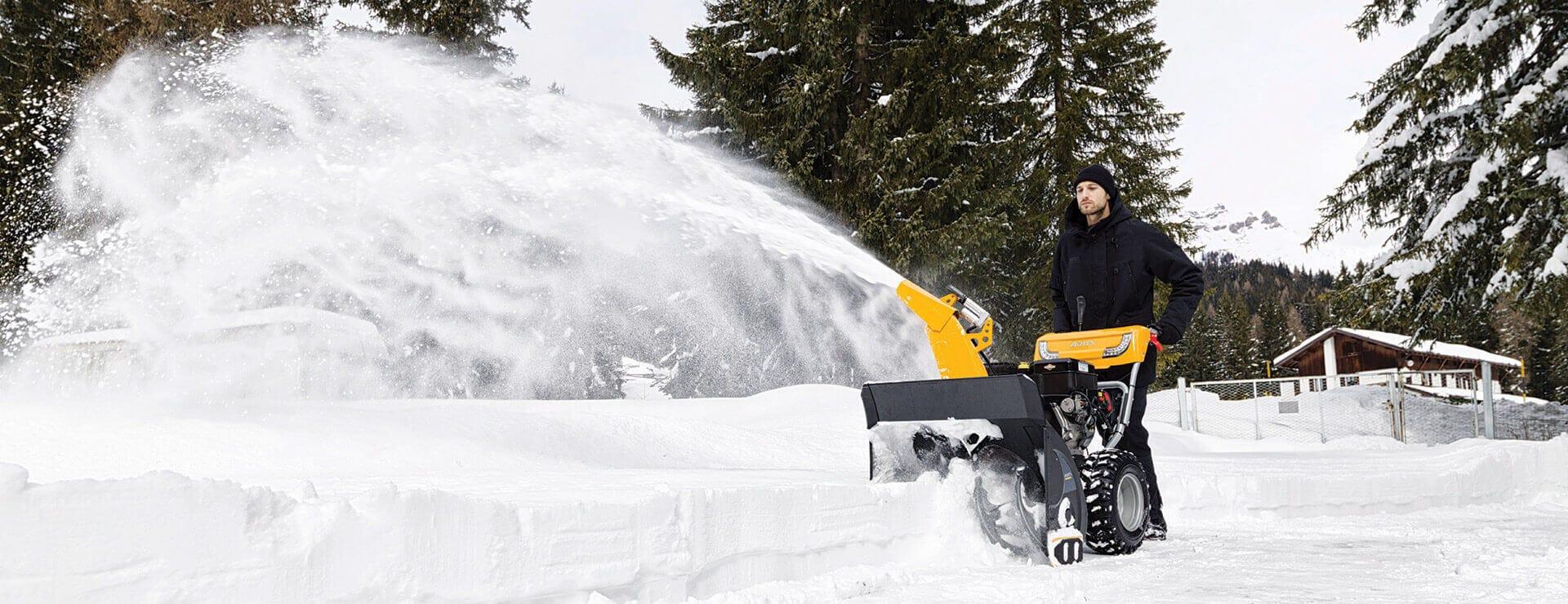 petrol snow