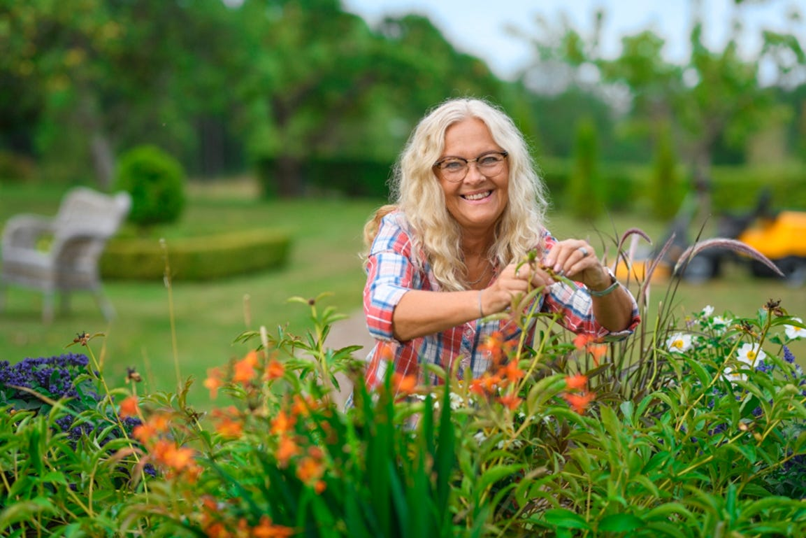 tuinieren werkt stressverlagend