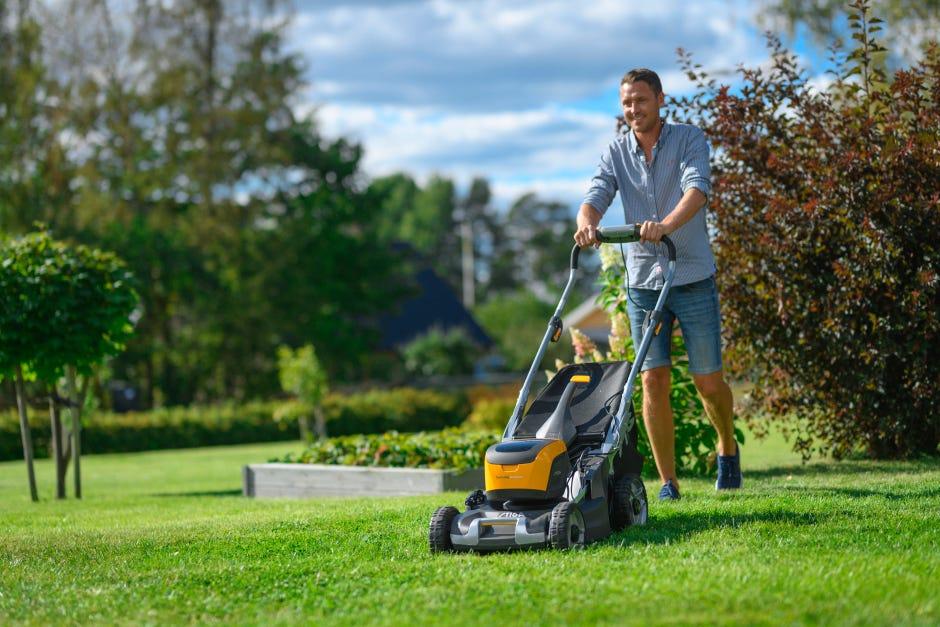 Aankoopgids voor een nieuwe grasmaaier