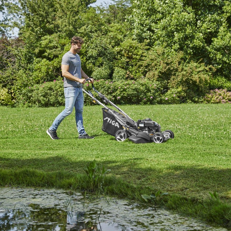 Aankoopgids voor een nieuwe grasmaaier petrol