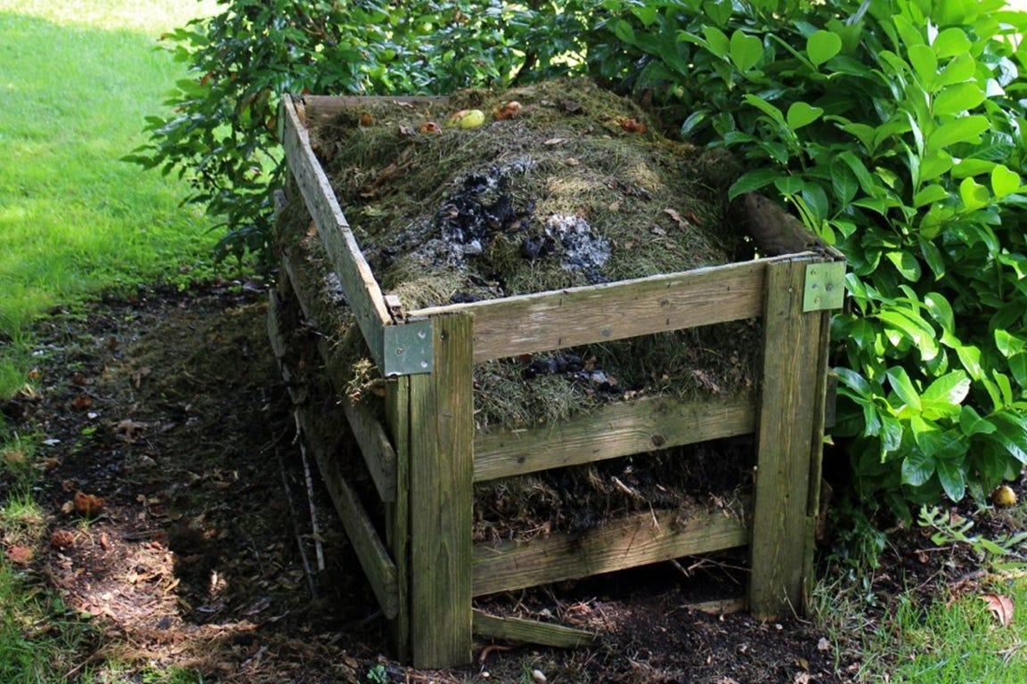 At lave kompost behøver ikke at være en forkromet opgave