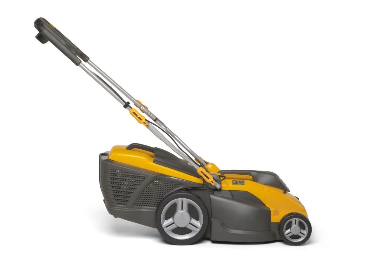 STIGA electric lawn mower Combi 40 AE