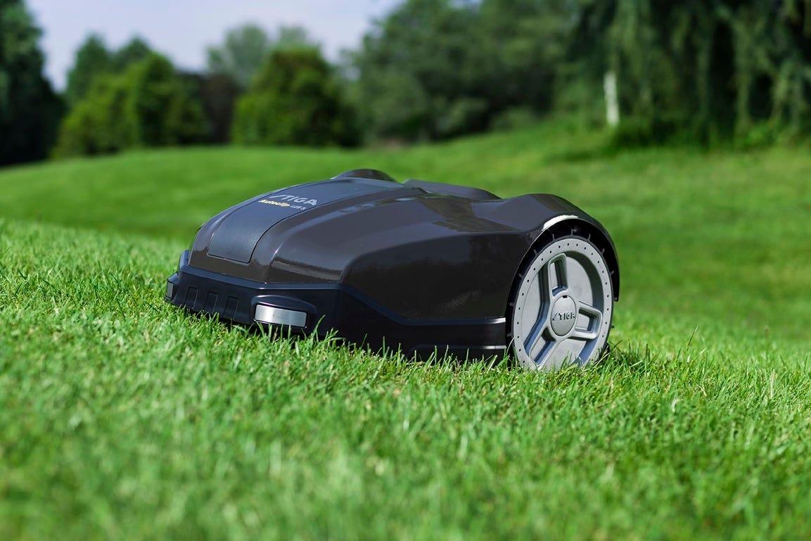 vakantie checklist tuin zomer gras maaien robot stiga autoclip