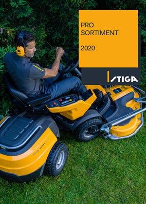 STIGA PRO Sortiment 2020