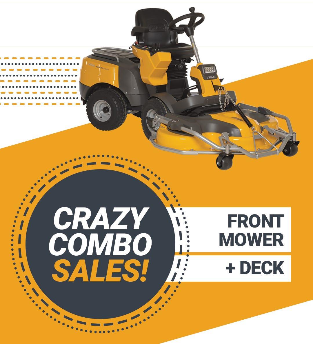 Crazy Combo Sales!