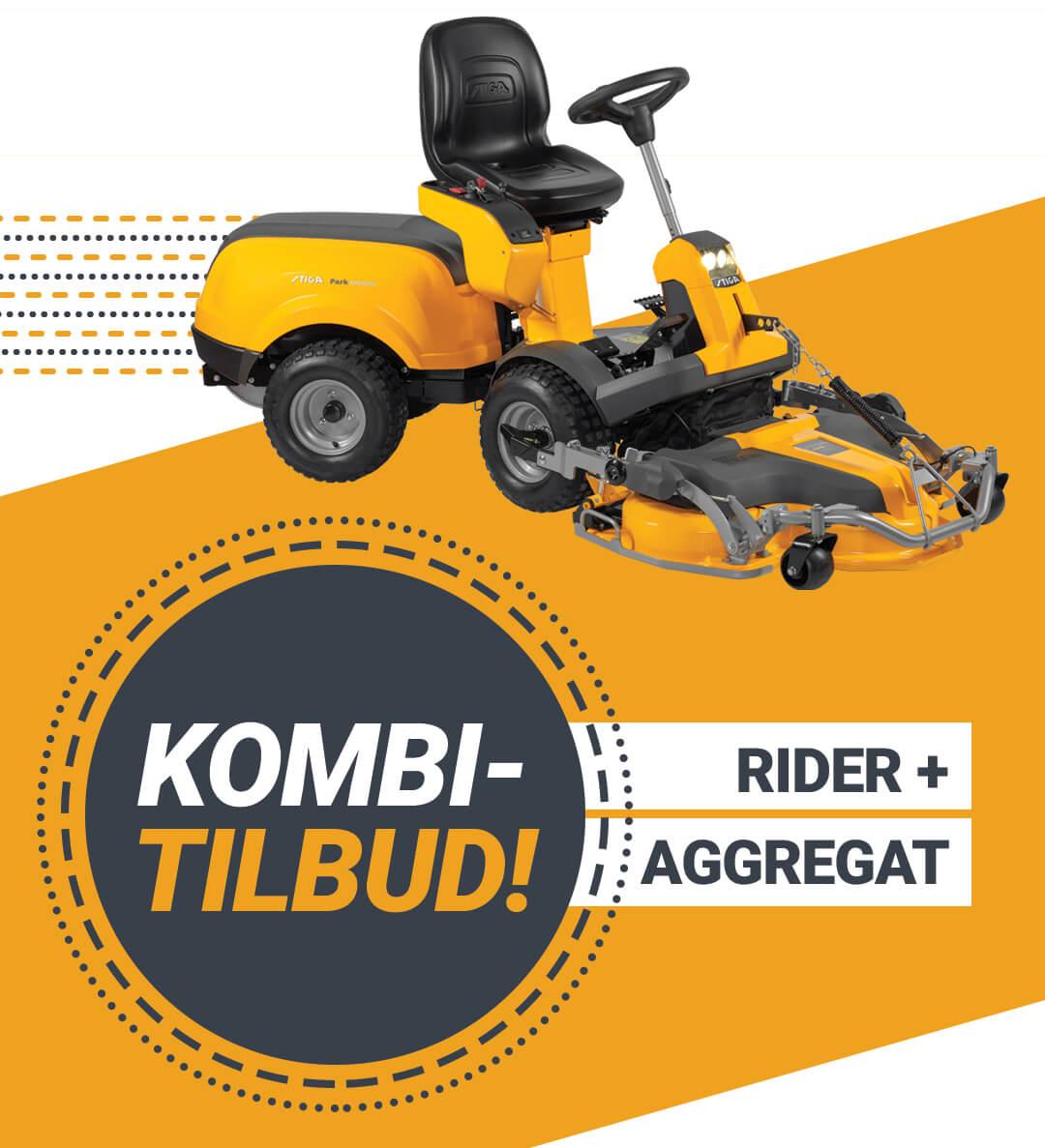 Kombi-Tilbud!