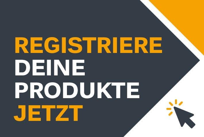 Deine STIGA-Produkte registrieren