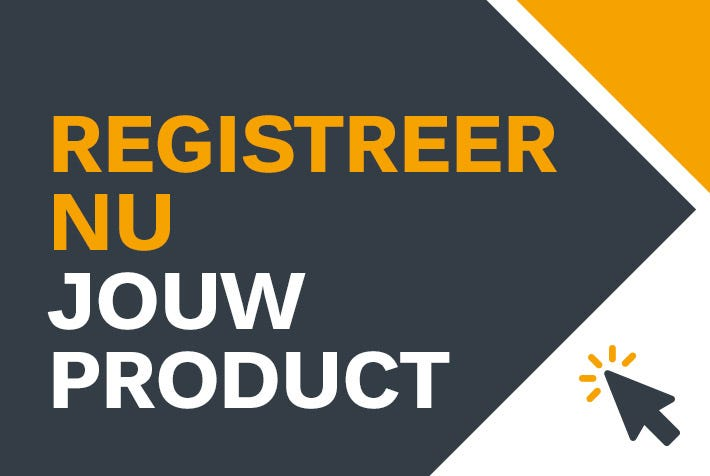 STIGA product(en) registreren