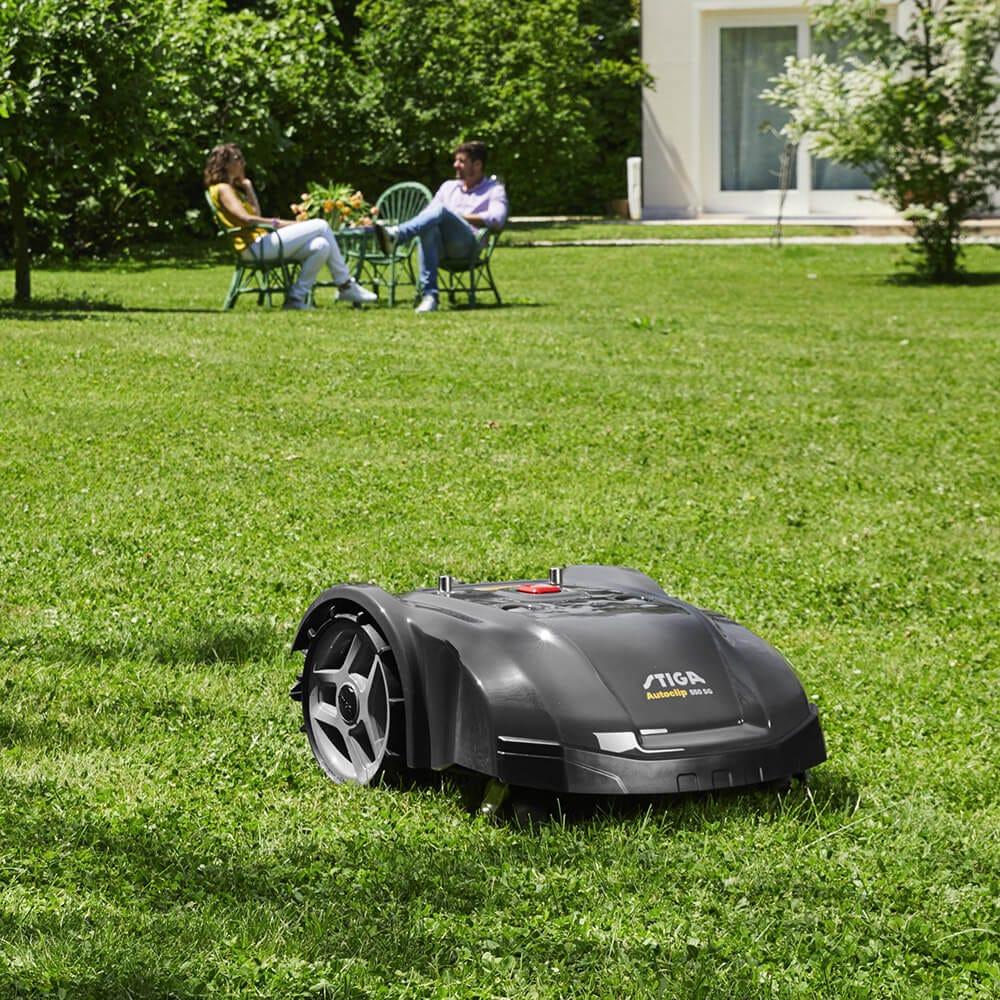 STIGA Autoclip Robot Mowers