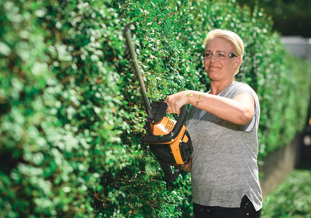 STIGA 500 Series hedge trimmer