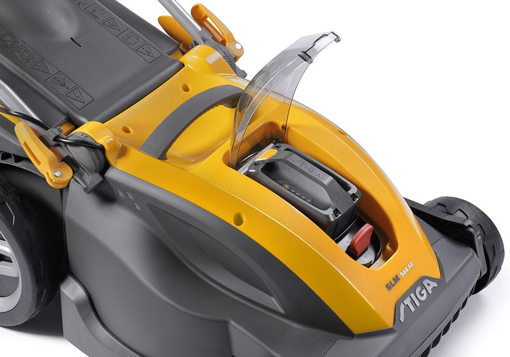 STIGA 500 series Battery system cordless lawn mowers