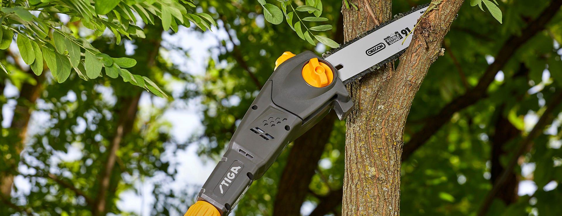 STIGA SMT 500 AE batteridrevet multi-tool