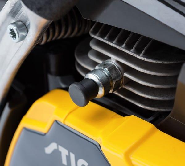 spr 526 benzine kettingzaag stiga decompressieklep