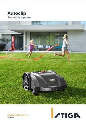 STIGA Robotgräsklippare 2019