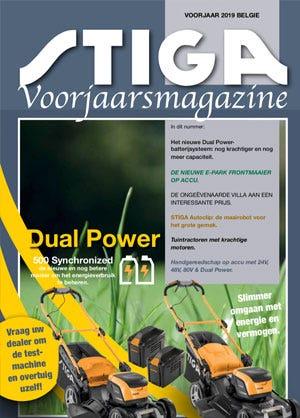 STIGA Dealerkrant 2019