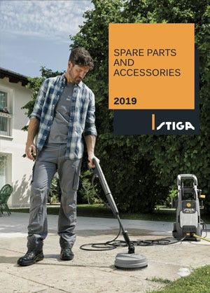 STIGA accessories 2019 INT