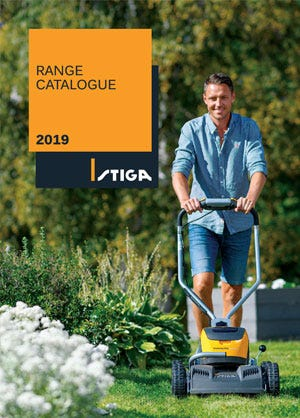 STIGA catalogue 2019 INT